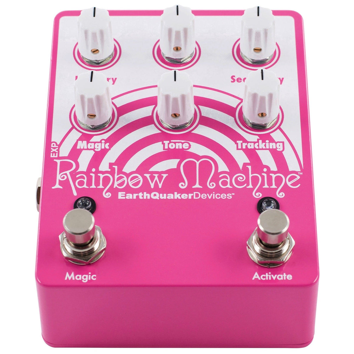 EarthQuaker Devices Rainbow Machine V2 Pitch Shift Pedal