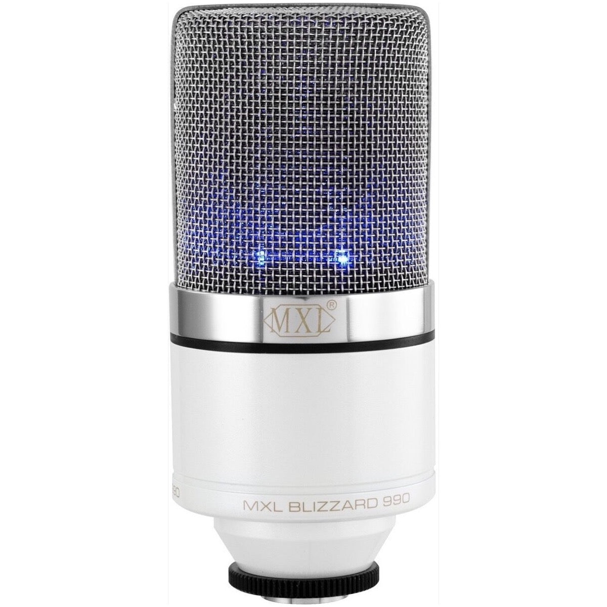 MXL OverStream Bundle with 990 Microphone, Blizzard