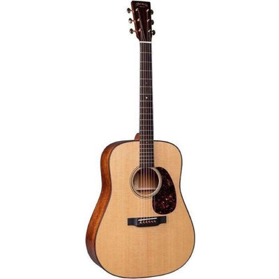 Martin D-18 Modern Deluxe Dreadnought Acoustic Guitar (with Case)
