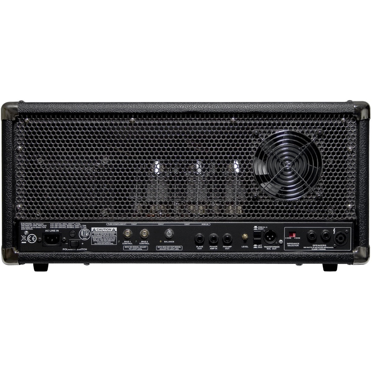 Ampeg SVT-VR Bass Amplifier Head (300 Watts)