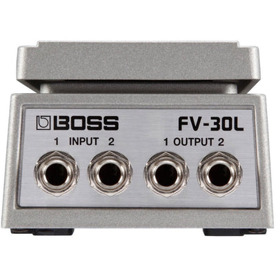 Boss FV-30L Low Impedance Foot Volume Pedal
