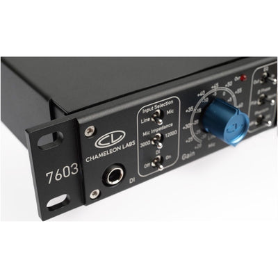 Chameleon Labs 7603 Microphone Preamplifier and EQ