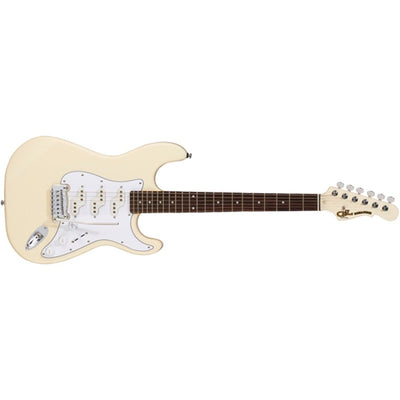 G&L Tribute Comanche Electric Guitar, Olympic White
