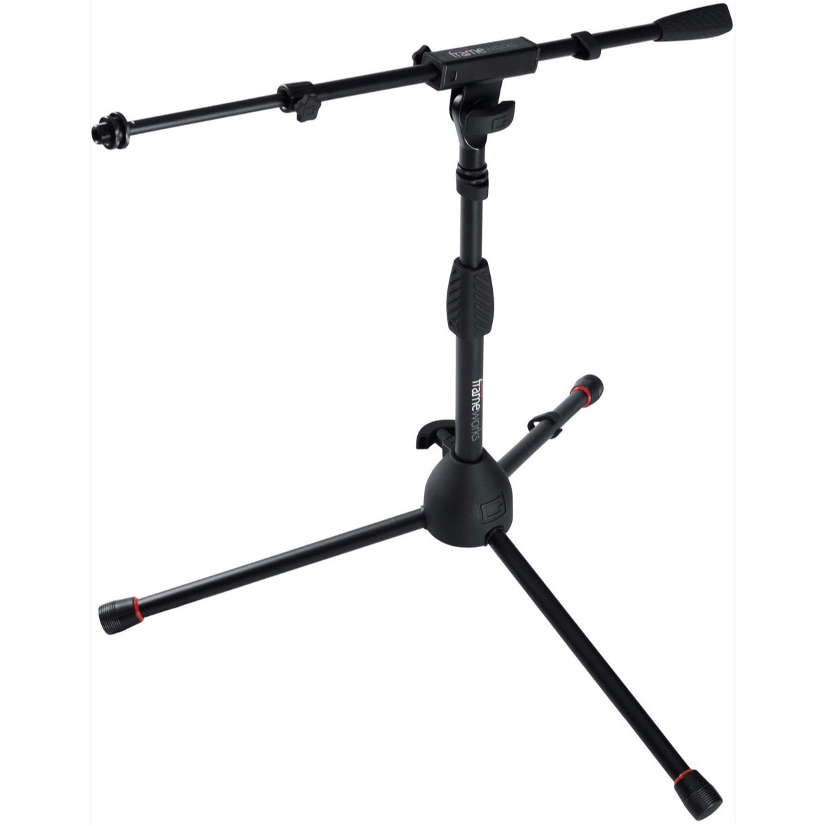 Gator Frameworks GFW-MIC-2621 Tripod Style Bass Drum and Amp Mic Stand