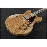 Load image into Gallery viewer, Ibanez AS93ZW Artcore Expressionist Semi-Hollowbody Electric Guitar, Natural