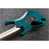 Load image into Gallery viewer, Ibanez RG8570Z J Custom Limited Edition Electric Guitar (with Case), Chrysocolla