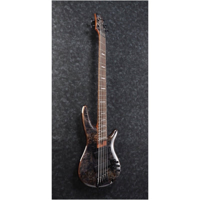 Ibanez SRMS805 Bass Workshop Multi-Scale Electric Bass, 5-String, Deep Twilight