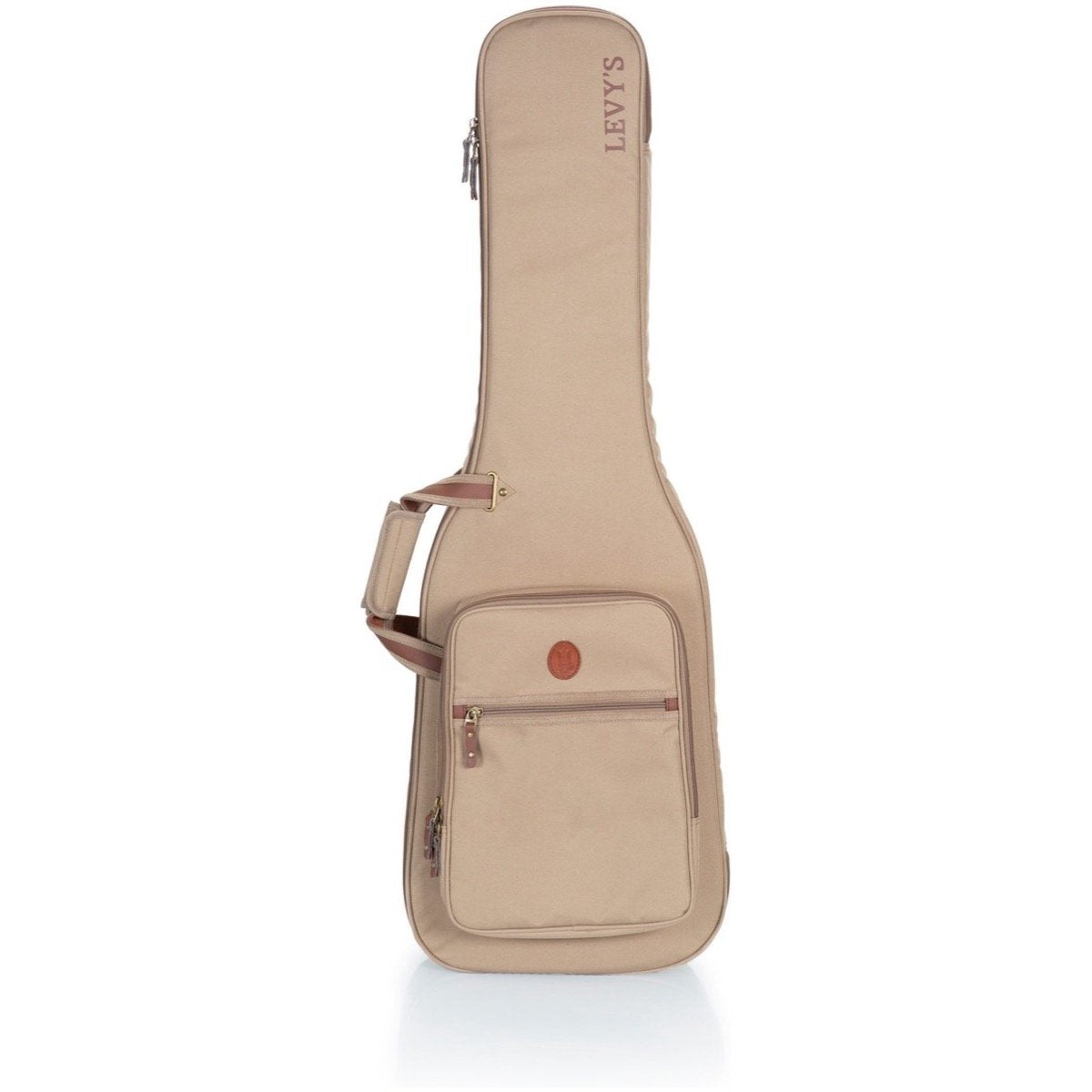 Levy's 200-Series Deluxe Electric Guitar Gig Bag