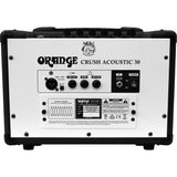 Load image into Gallery viewer, Orange Crush Acoustic 30 Guitar Combo Amplifier (30 Watts, 1x8 Inch), Black