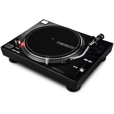 Reloop RP-7000 MK2 Direct-Drive Turntable, Black