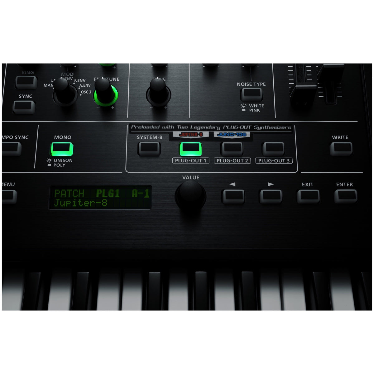 Roland SYSTEM-8 Keyboard Synthesizer