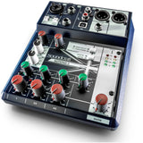 Load image into Gallery viewer, Soundcraft Notepad-5 Analog USB Mixer