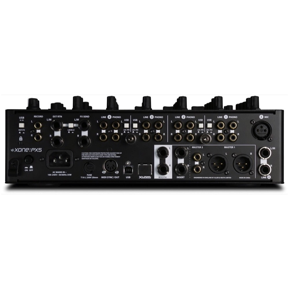 Allen and Heath XonePX5 DJ Mixer