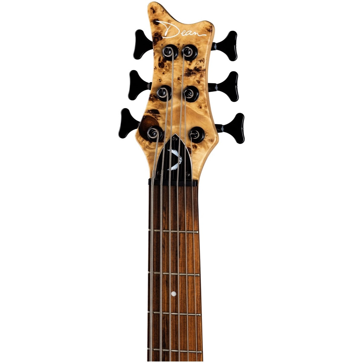 Dean Edge Select 6 Bass, 6-String, Burled Poplar