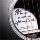 Load image into Gallery viewer, Martin DX Johnny Cash Acoustic-Electric Guitar
