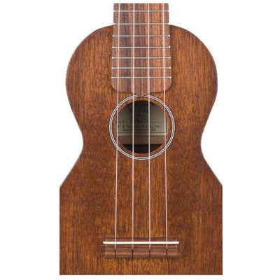 Martin S1 Soprano Ukulele with Gig Bag, Natural