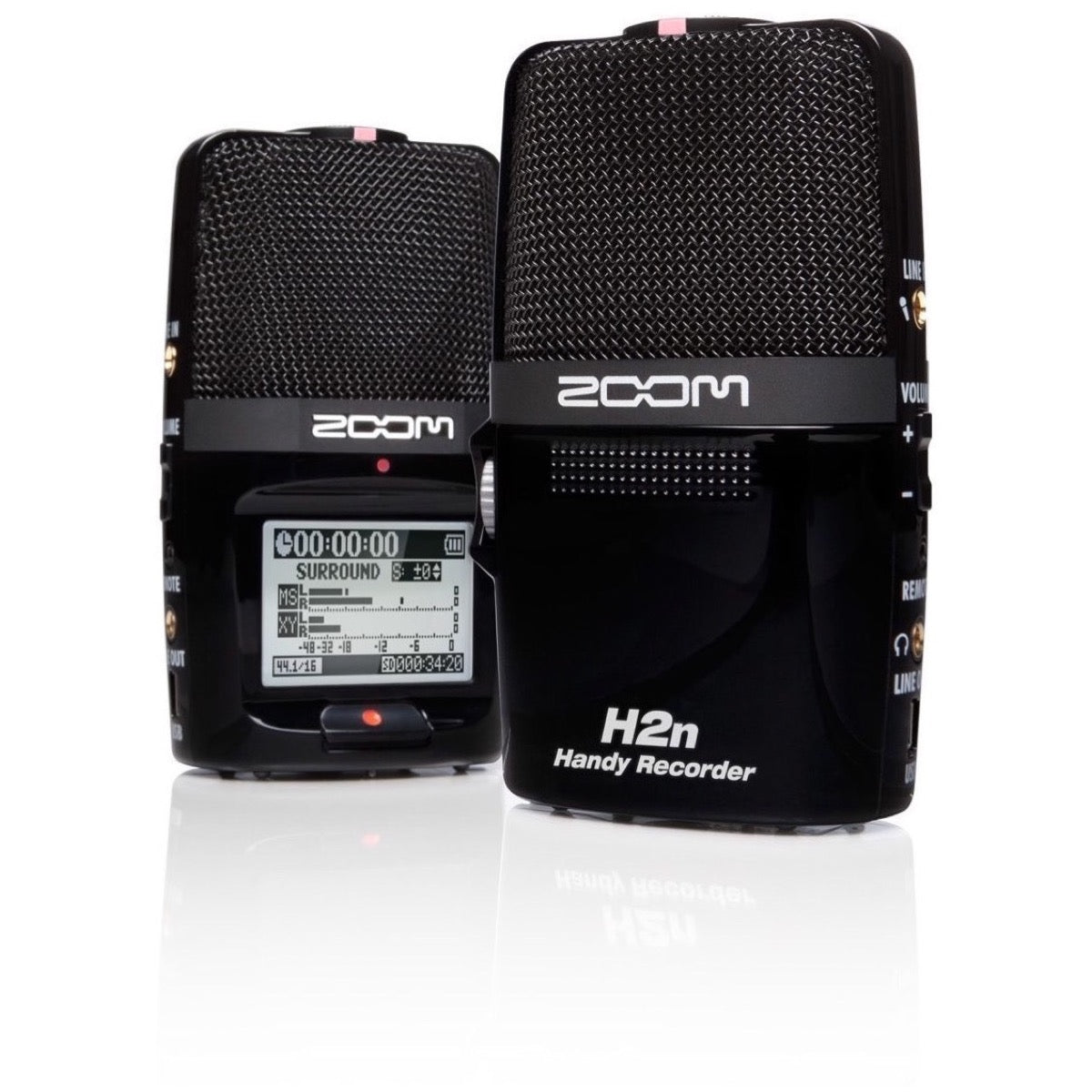 Zoom H2n Handheld Digital Recorder