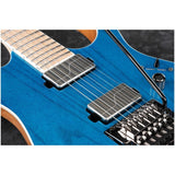 Load image into Gallery viewer, Ibanez RG5120M Prestige Electric Guitar (with Case), Frozen Ocean