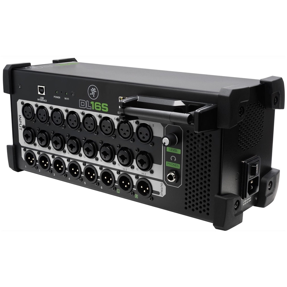 Mackie DL16S 16-Channel Wireless Digital Mixer