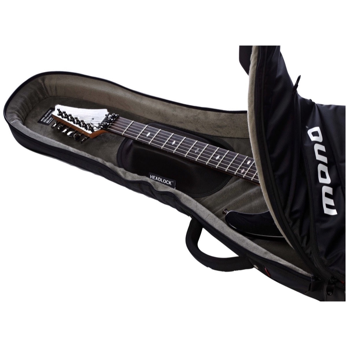 Mono Vertigo Electric Guitar Case, Jet Black