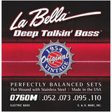 Load image into Gallery viewer, La Bella 0760M Deep Talkin Electric Bass Strings