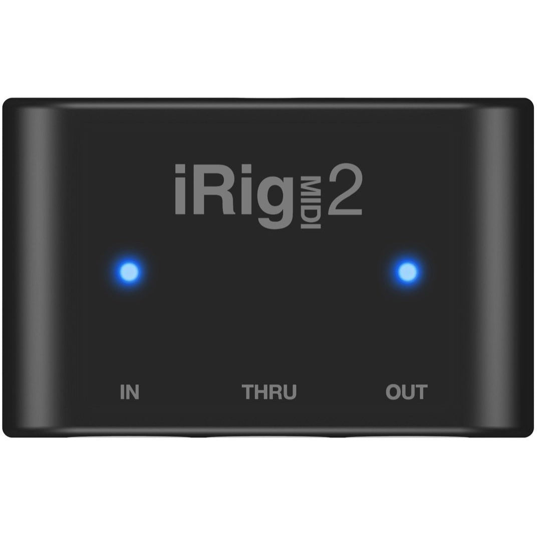 IK Multimedia iRig MIDI 2 MIDI Interface for iOS