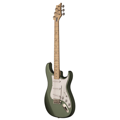 PRS Paul Reed Smith John Mayer Silver Sky Electric Guitar, Maple Fretboard, Orion Green (with Gig Bag)-3