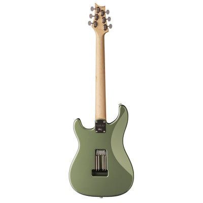 PRS Paul Reed Smith John Mayer Silver Sky Electric Guitar, Maple Fretboard, Orion Green (with Gig Bag)-5