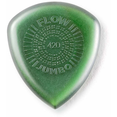 Dunlop 547P420 Flow Jumbo 420 Guitar Picks