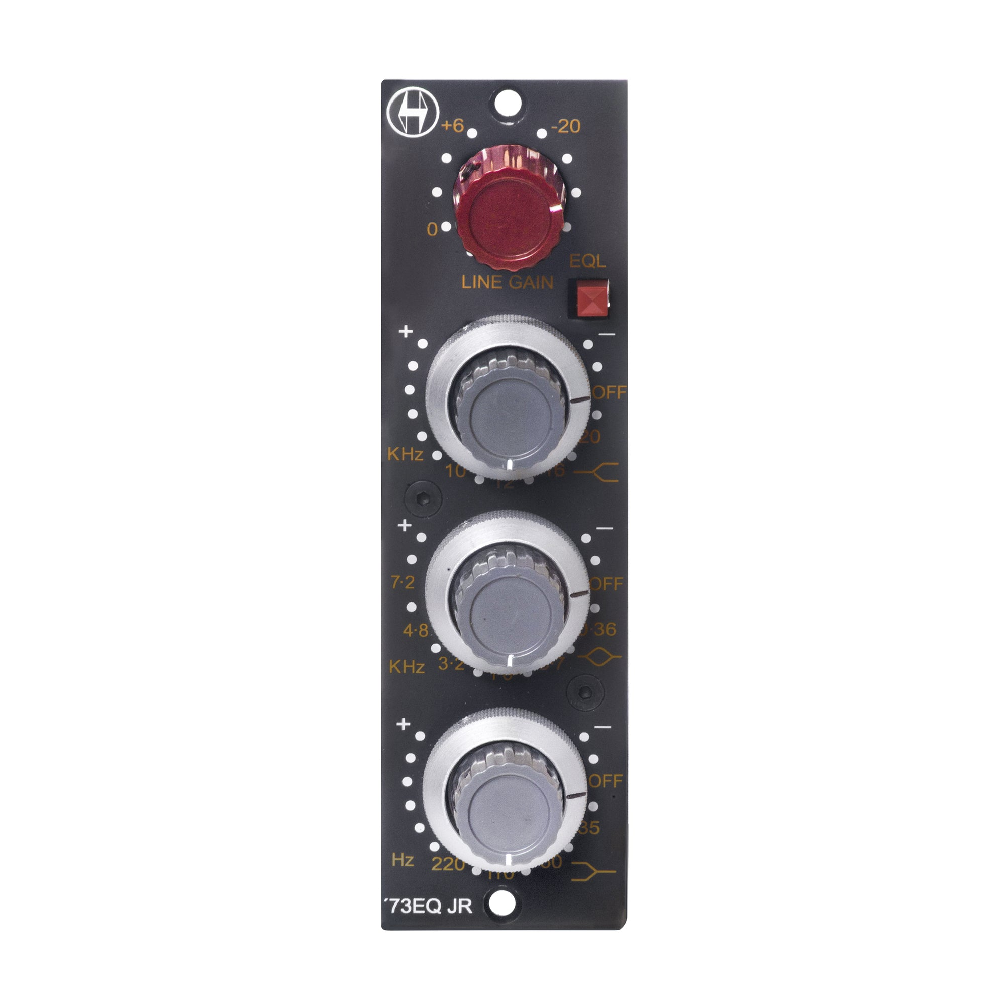 Heritage Audio 73EQ Junior 500 Series EQ Module
