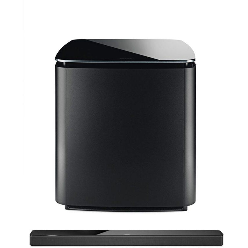 Bose Soundbar 700 Wireless Bluetooth Home Theater Speaker, Black, with Bass Module