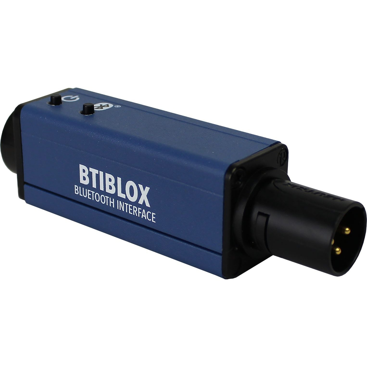 RapcoHorizon BTIBLOX Bluetooth Blox XLR Receiver