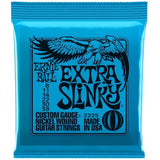 Load image into Gallery viewer, Ernie Ball Extra Slinky Nickel Wound Electric Guitar Strings, 2225, 14093
