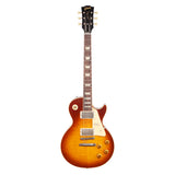 Load image into Gallery viewer, Gibson Custom Shop 1958 Les Paul Standard Reissue Electric Guitar (with Case), Iced Tea Burst