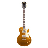 Load image into Gallery viewer, Gibson Custom 57 Les Paul Standard Goldtop VOS Electric Guitar (with Case), Double Gold with Dark Back