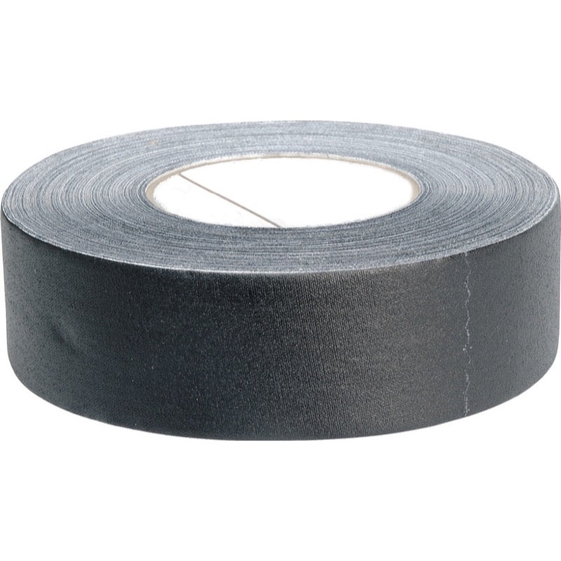 Hosa GFT Gaffer's Tape, Black, GFT447, 2 Inch Wide, 180 Foot