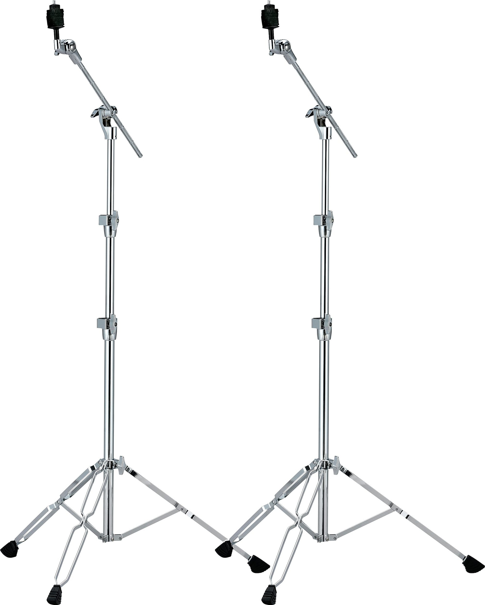 Tama HC03BW Double-Braced Boom/Straight Cymbal Stand, 2-Pack