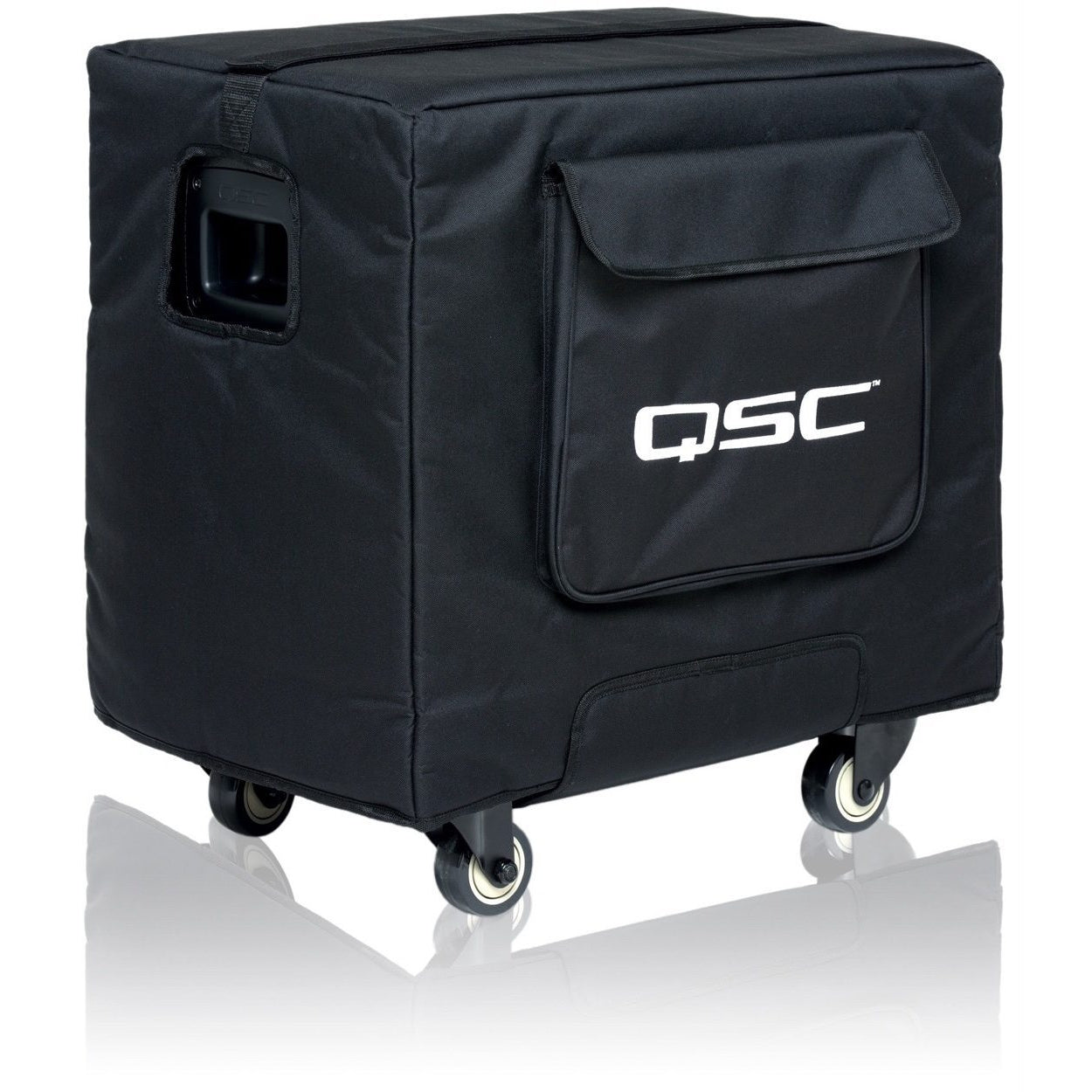 QSC KS112-CVR Weather Resistant Soft Padded Cover