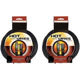 Load image into Gallery viewer, Hot Wires Microphone Cable, 2-Pack, 50 Foot