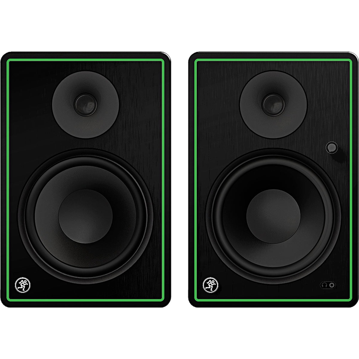 Mackie CR8-XBT Powered Bluetooth Studio Monitors
