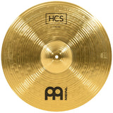 Load image into Gallery viewer, Meinl HCS1418+14C Cymbal Pack (with Bonus 14 Inch Crash, 8 Inch Splash and Tama CSH5)