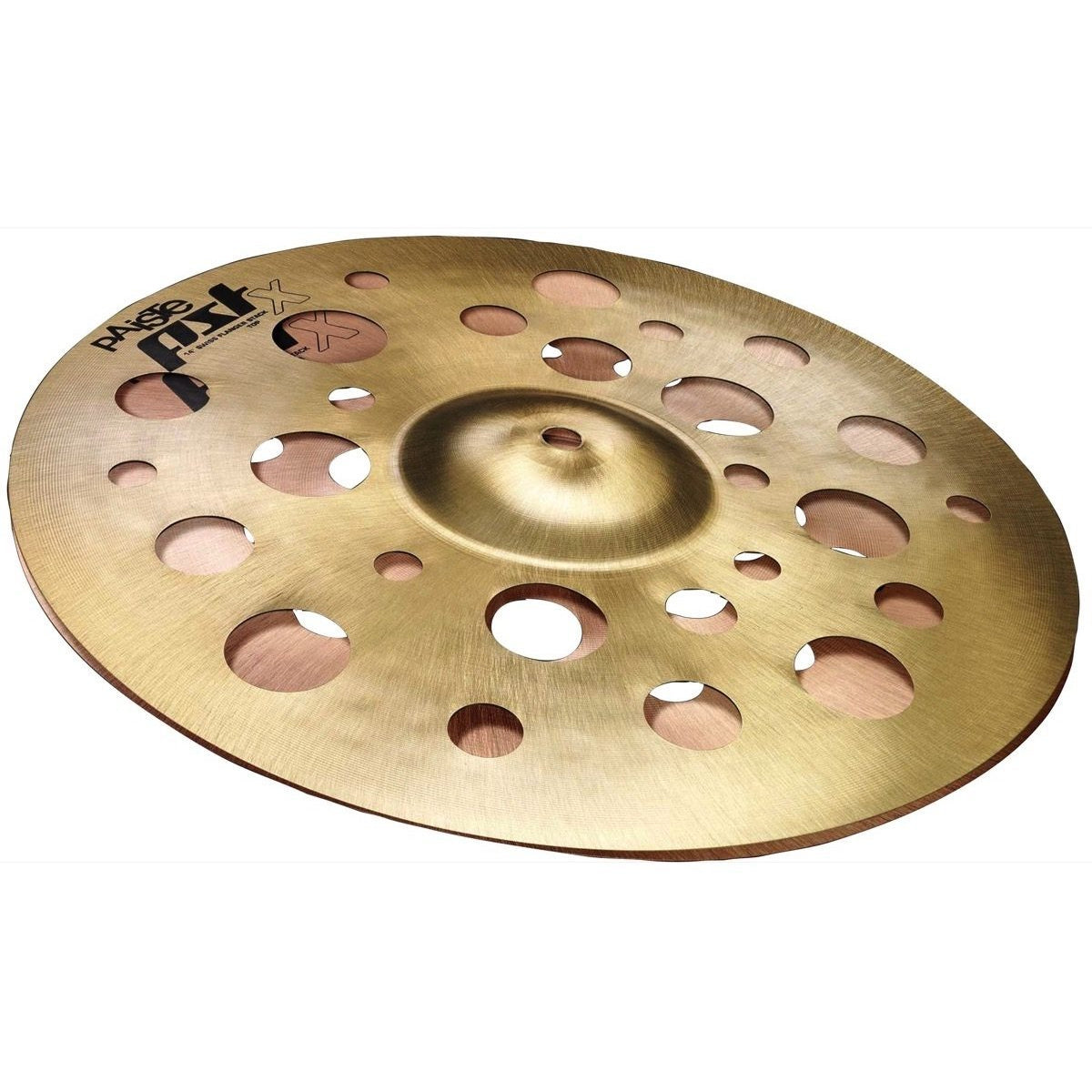 Paiste PST X Swiss Flanger Stack Cymbal, 14 Inch