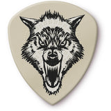 Load image into Gallery viewer, Dunlop PH122 White Fang Custom Flow Guitar Picks, 1.14mm