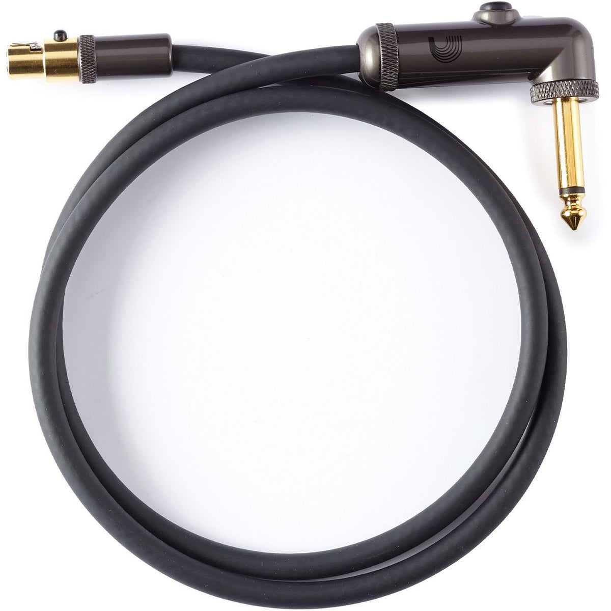 D'Addario PW-WGRA-02 Wireless Transmitter Cable