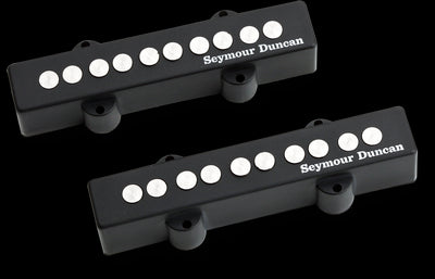 Seymour Duncan Quarter Pound Jazz 5-String Electric Bass Pickup Set