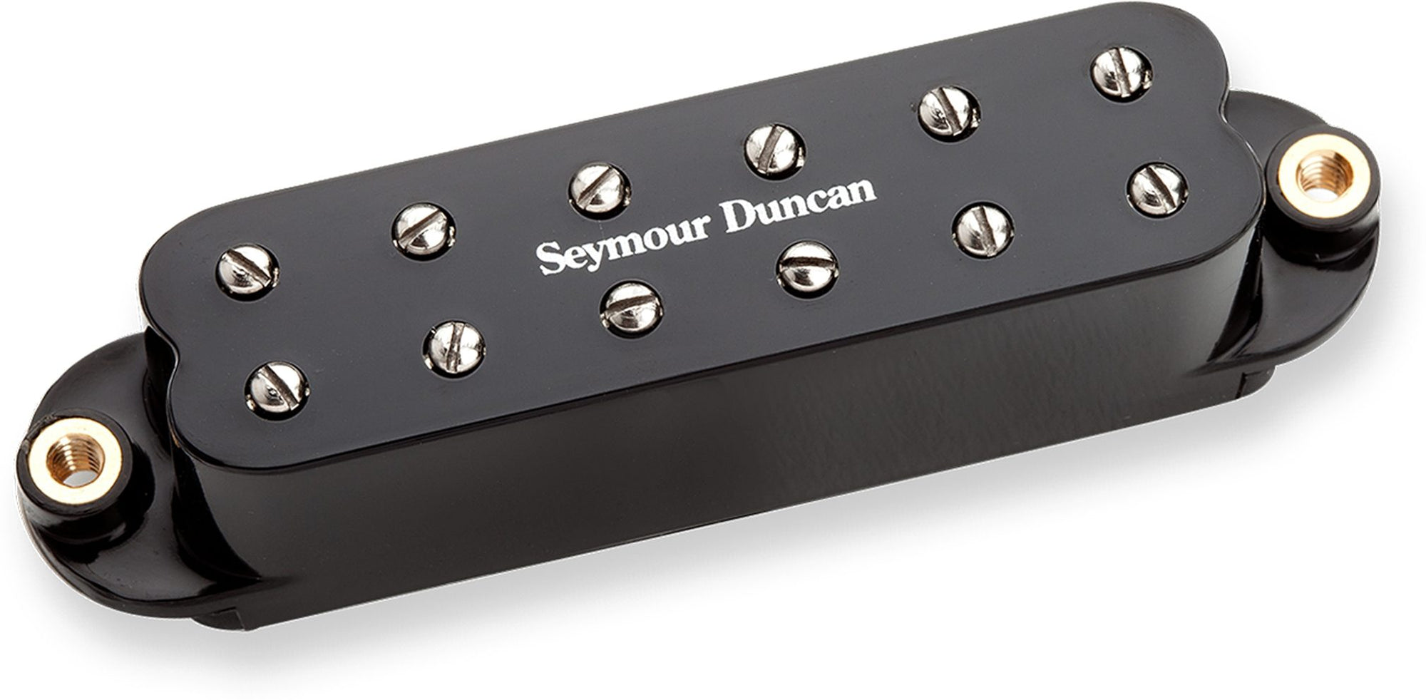 Seymour Duncan Billy Gibbons Red Devil Electric Guitar Pickups, Black