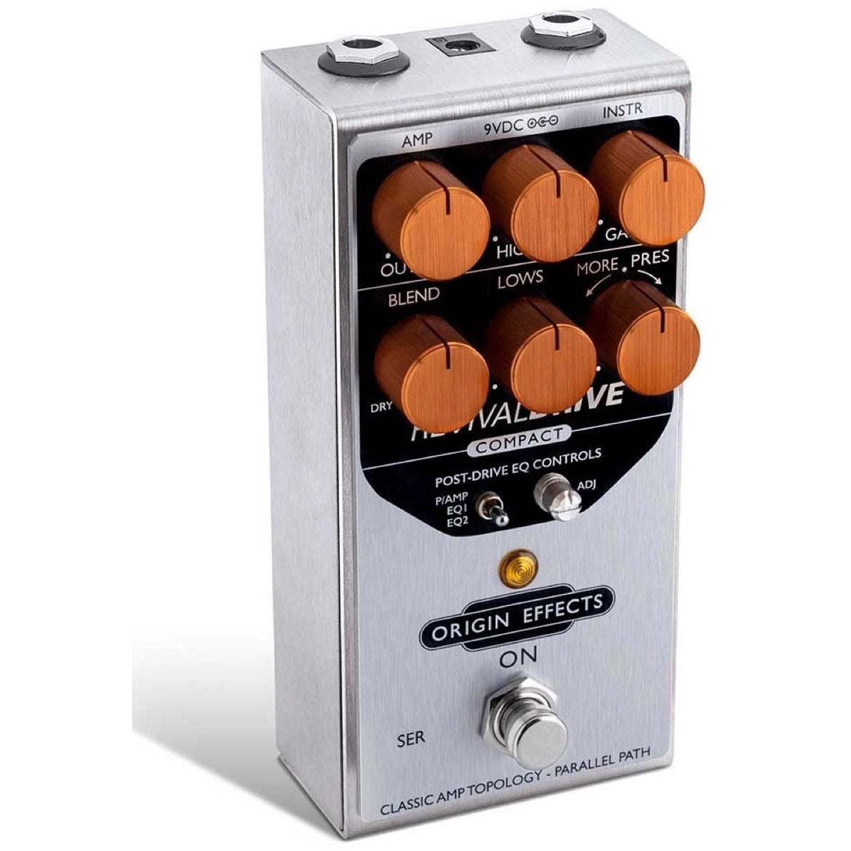 Origin Effects RevivalDRIVE Compact OD Overdrive Pedal