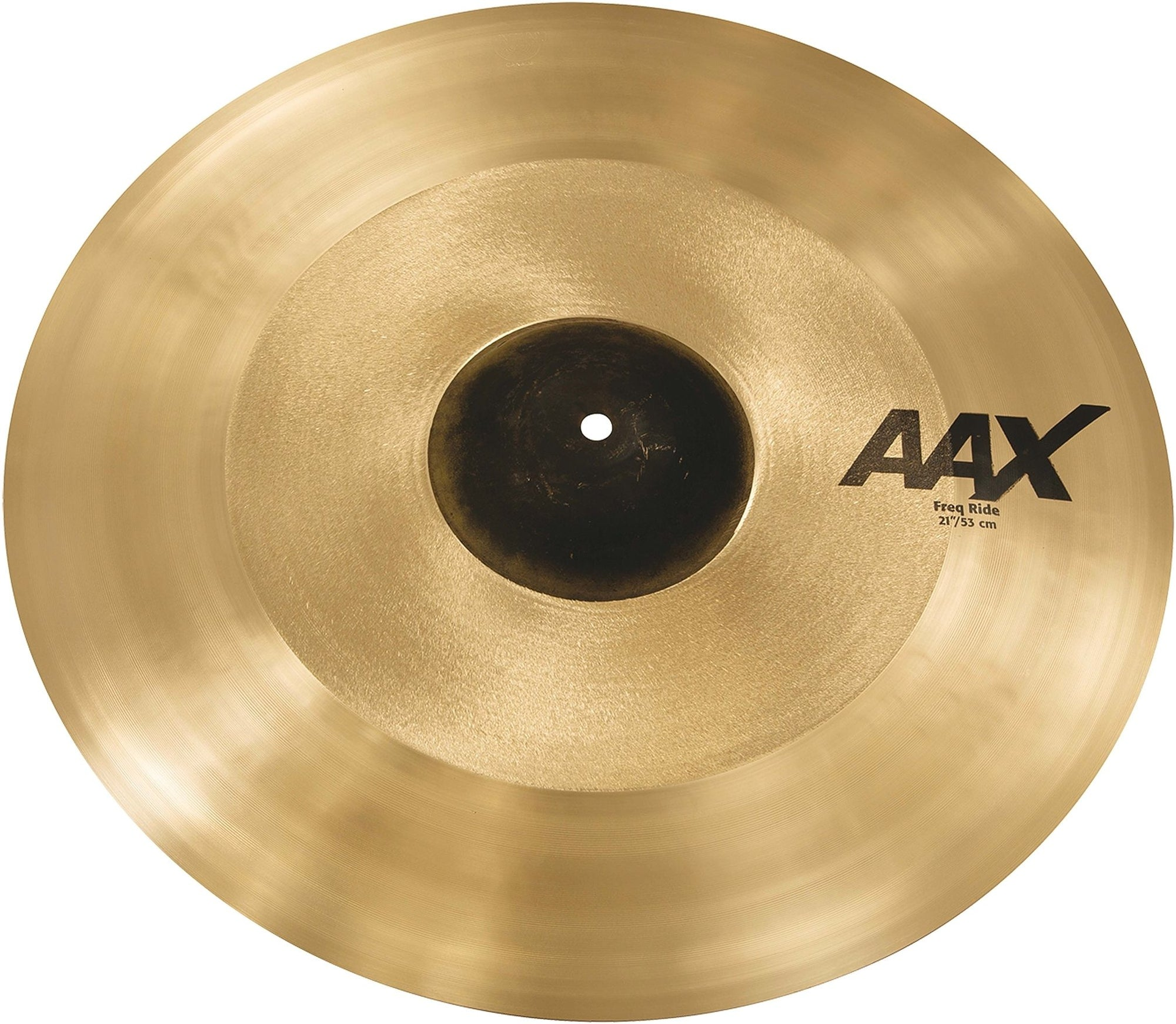 Sabian AAX Frequency Ride Cymbal, 21 Inch