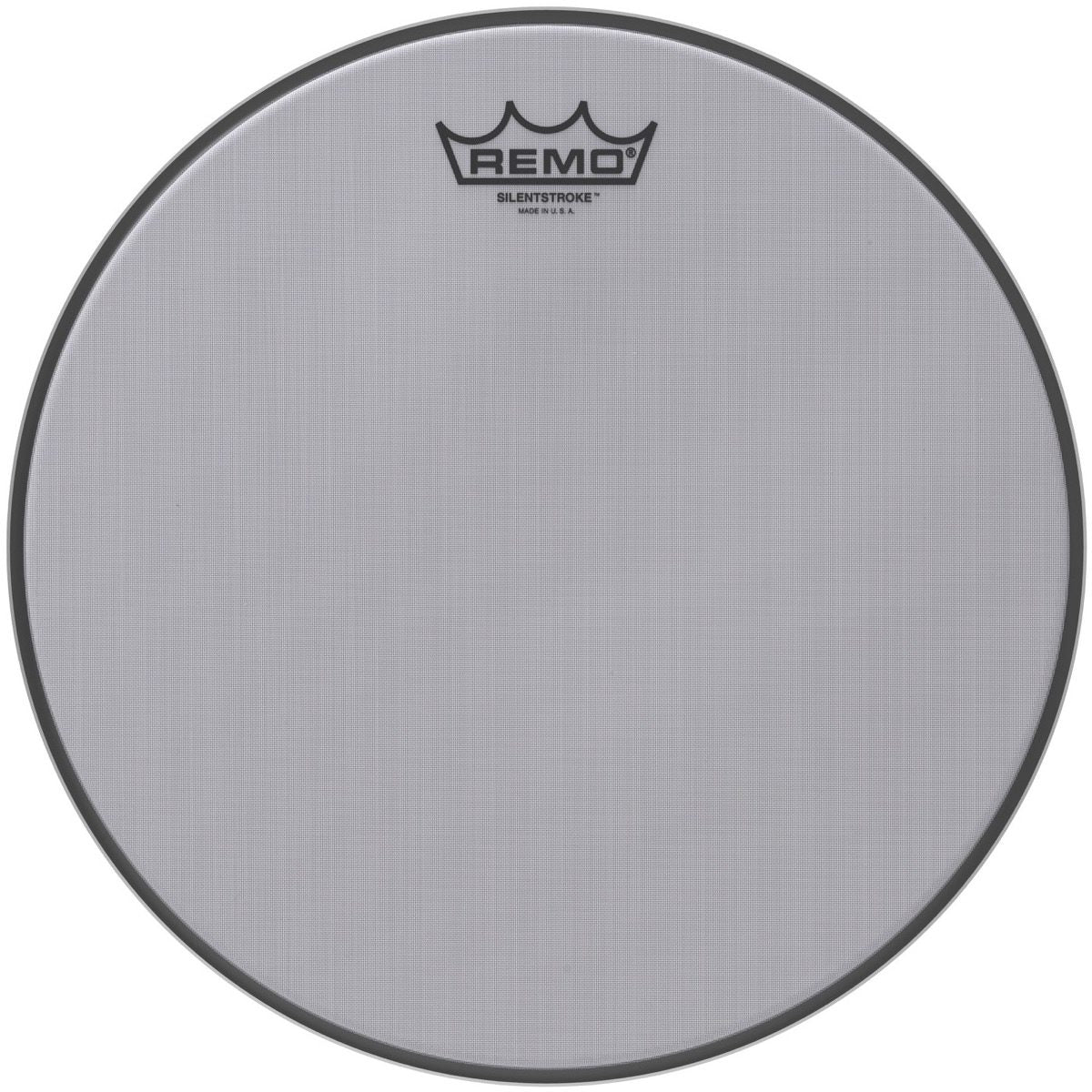 Remo Silentstroke White Mesh Drumhead, 12 Inch