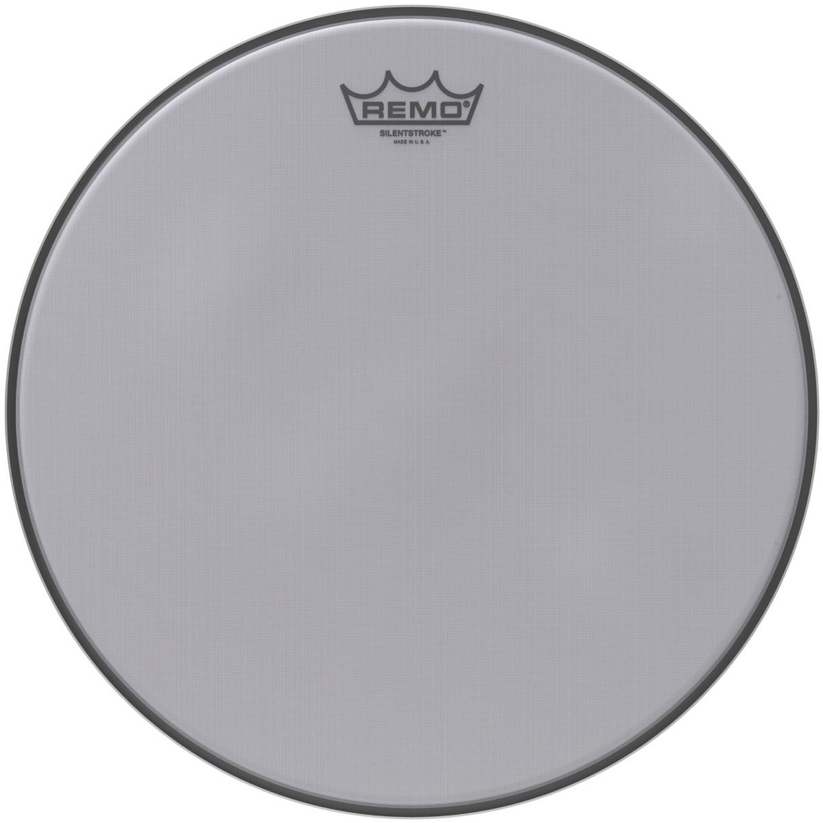 Remo Silentstroke White Mesh Drumhead, 14 Inch
